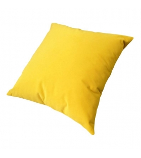 Cuscino Giallo in Tessuto Antimacchia 60x60 cm