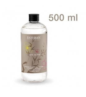 Ricarica Esprit De The 250 ml per bouquet e diffusore ceramica a sfere 500 ml