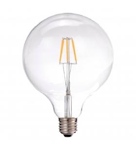 Lampada Led Globo 125 Filamenti 8W 220-240V E27