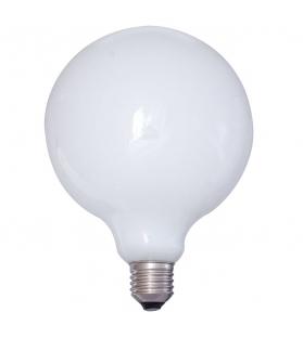 Lampada Led Globo MILK 125 Filamenti 8W 220-240V E27