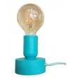 Lampada da Tavolo Tavolotto Blu Tiffany