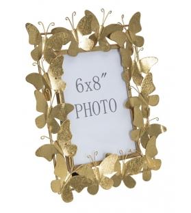Cornice butterfly glam misura interna cm 15x20