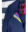 Trench 2.0 fluo blu