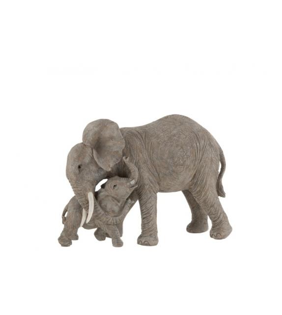 Statua Elefante coccolone