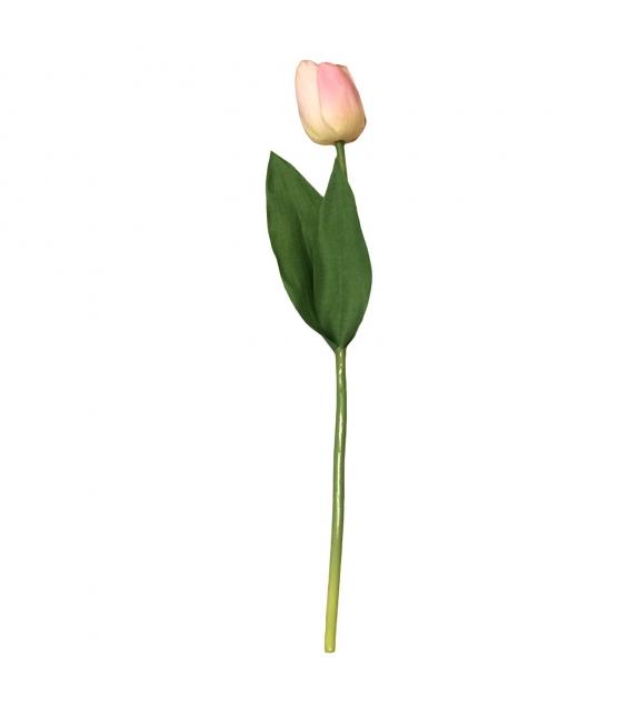 Tulipano fiore artificiale rosa