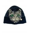 Cappello berretto donna Tiger Lady nero