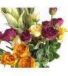 Bouquet Rose fiori artificiali