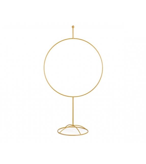 Display Cerchio Oro diam.49xh89 cm