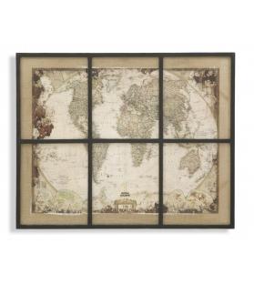 Pannello globe windows cm 100x4x80