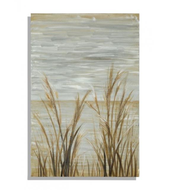 Dipinto su tela sea cm 60x3,7x90