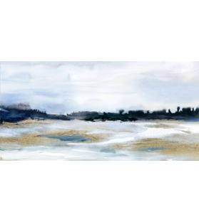 Dipinto su tela sky cm 120x2,8x60