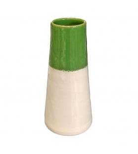 Vaso Porta Fiori Verde H cm