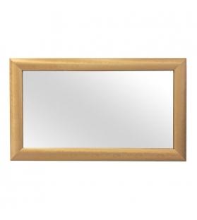 Specchio Gold Horse orizzontale 120x70cm
