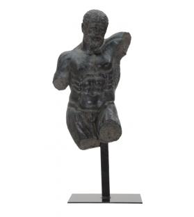 Scultura museum man cm 26x22x57,5