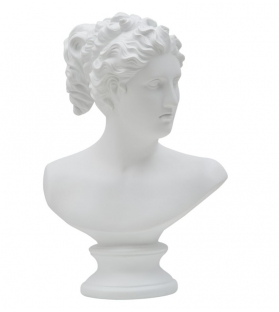 Scultura roman woman cm 21,5x14,5x34