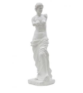 Scultura statua woman cm 14x12x49