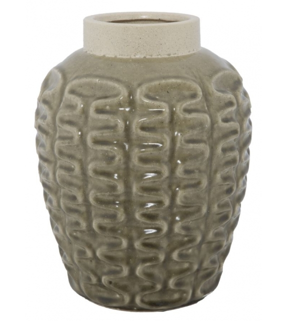 Vaso ceramica riz cm Ø 26x33