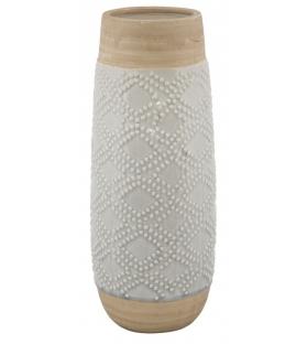 Vaso ceramica glace cm Ø 18,5x46,5