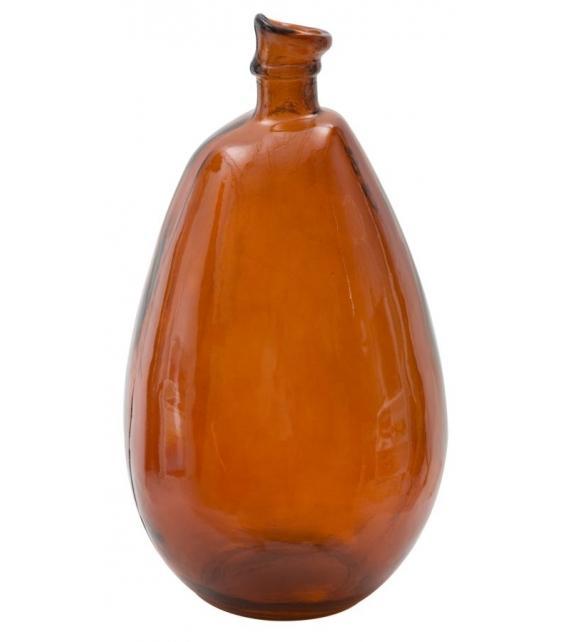 Vaso vetro riciclato off cm Ø 26x47 (made in spain)