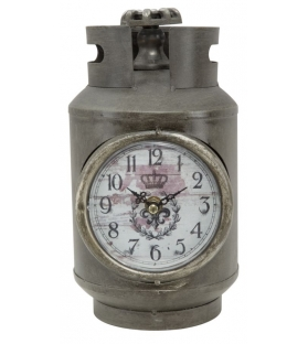 Orologio bombola cm 15x14x26