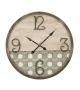 Orologio da muro denver cm Ø 80x3,5