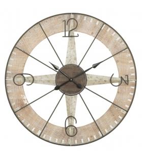 Orologio da muro rosa dei venti cm Ø 90x6