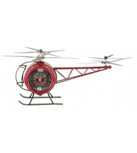 Orologio elicottero cm 42x23x22