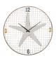 Orologio da muro stella marina cm Ø 57x3,5
