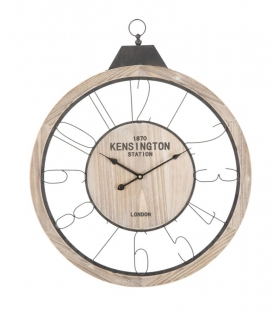 Orologio da muro kensington cm 60x4x72