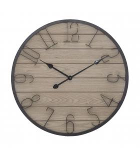 Orologio da muro wood cm Ø 60x4,5