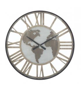 Orologio da muro world class cm Ø 60x6