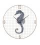 Orologio da muro cavalluccio marino cm Ø 55,5x4