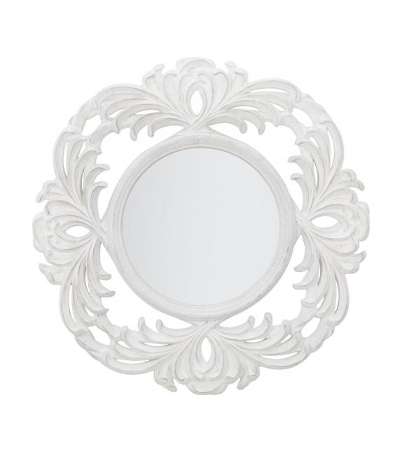 Specchio luxembourg small cm Ø 75x3,4 (misura specchio Ø cm 35)