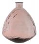 Vaso adobe vetro riciclato cm Ø 38x44 (made in spain)