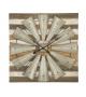 Orologio da muro mulino cm 80x7x80