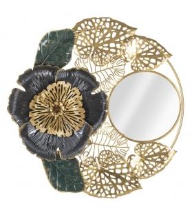 Specchio bunga cm 72x5,5x74 (misura interna cm Ø 28)