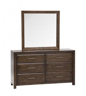 Como' edo cm 150x43,5x85 + specchio edo c/segreto cm 96,5x14,5x99