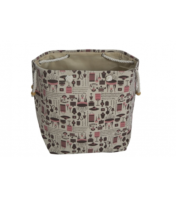 Cestone home bag cm 40x32x48