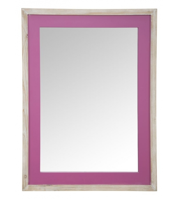 Specchio ibiza cm 60x2,5x80 (misure interne cm 44x64)