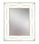 Specchio glam balcony new cm 80x3x100 (misura specchio cm 49x69)
