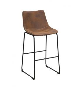Sgabello metropolitan touch cm 45x54x99 (altezza seduta cm 75)