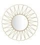 Specchio rays cm Ø 96x3,5 (misura specchio cm Ø 43)