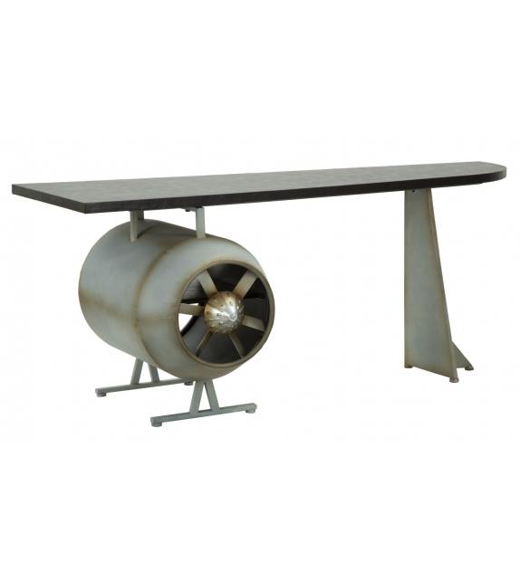 Scrivania aviator cm 181x70,5x71