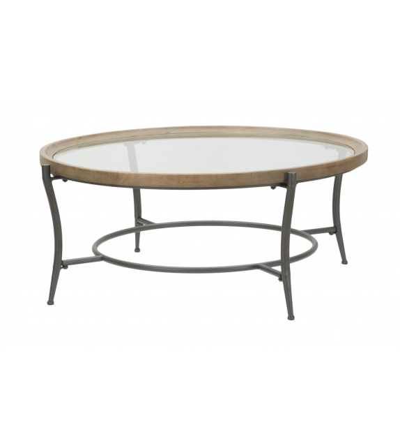 Tavolo da caffe' glasgow cm Ø 106x43