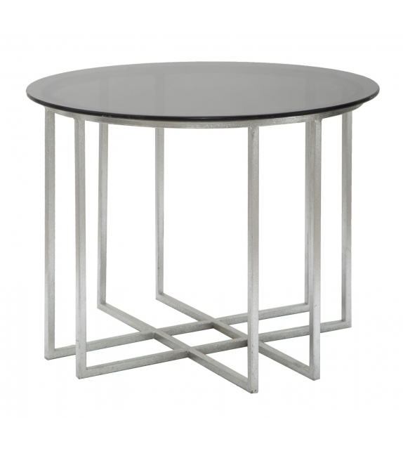 Tavolinetto da caffe' oslo cm Ø 58x43