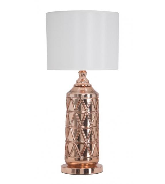 Lampada da tavolo empire cm Ø 30x66