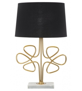 Lampada da tavolo glam roudy cm Ø 39x65
