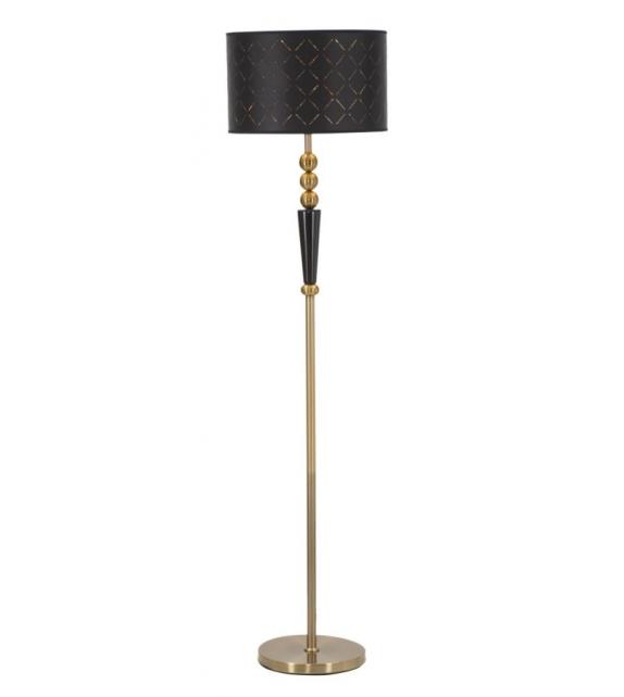 Lampada da terra cone cm Ø 40x160