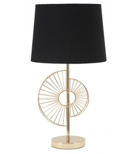 Lampada da tavolo glam half cm Ø 32,5x61