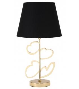 Lampada da tavolo glam hearts cm Ø 30x54,5